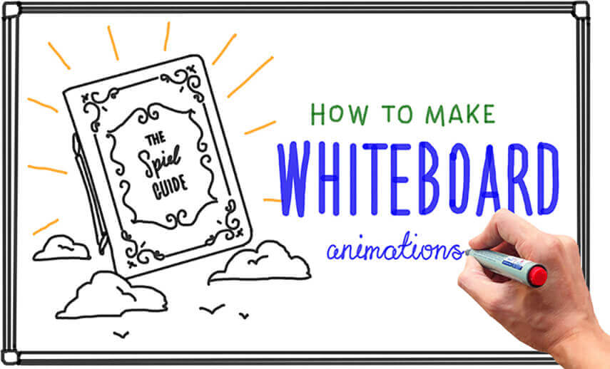 The Ultimate Guide to Creating a Killer Whiteboard Animation