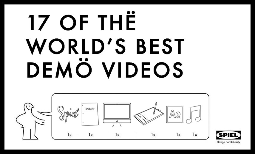 Demo Videos: 17 of the World's Best Examples for 2021