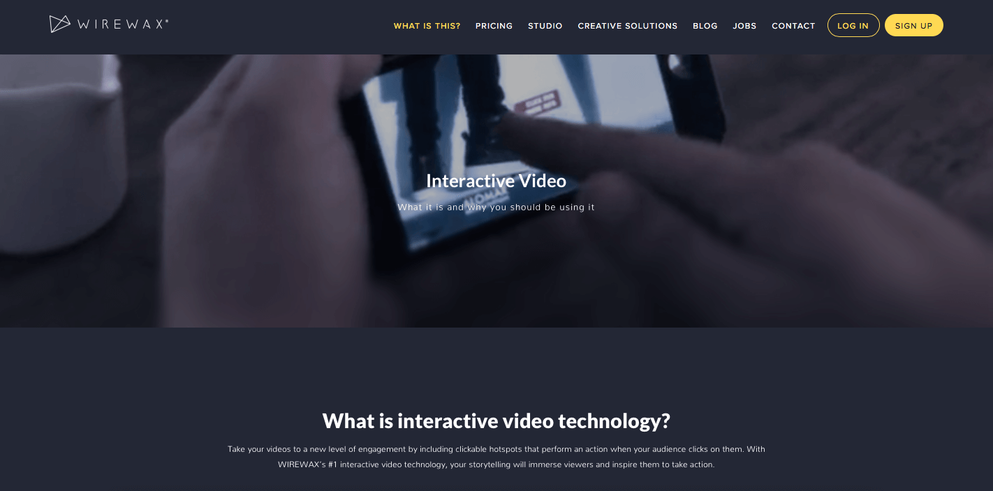 Interactive Videos: Guide For 2019 (With 15 Stunning Examples)
