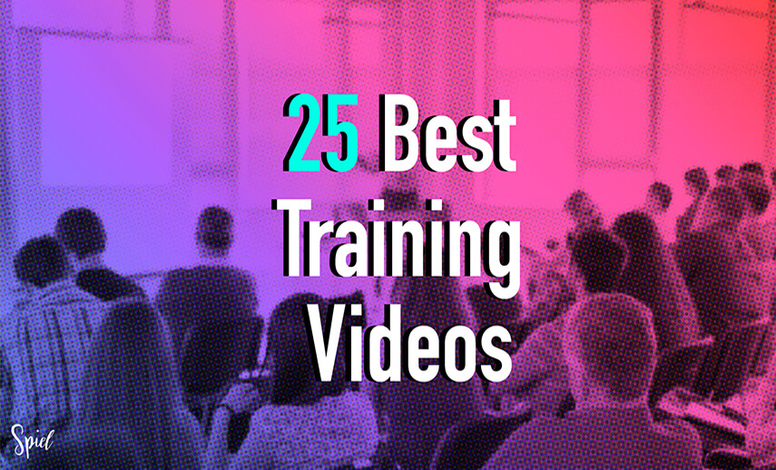 25 of the World's Best Training Video Examples