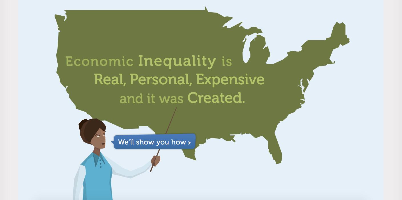 Economic Inequality is Fixable