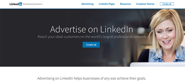 Create ad