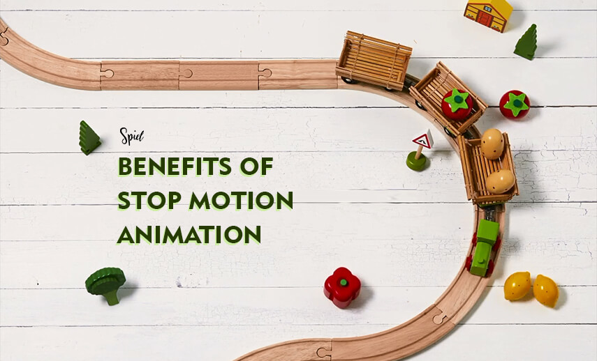 Benefits of Stop Motion Animation