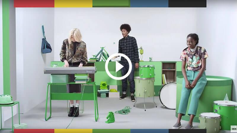 Asos - Interactive Video