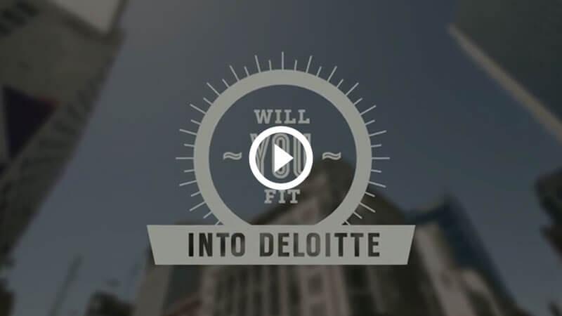 Deloitte - Interactive Video