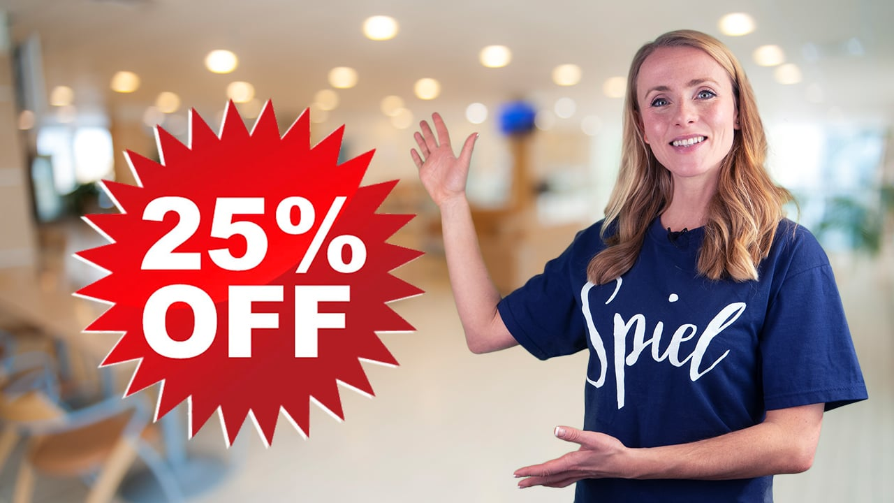 25% OFF ON Video Production